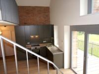 Küche von oben