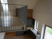 Wohnbereich mit Blick auf Küche
